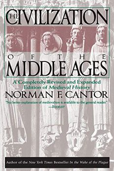 The Civilization of the Middle Ages book cover