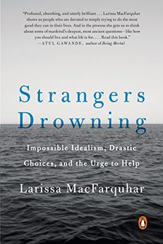 Strangers Drowning book cover