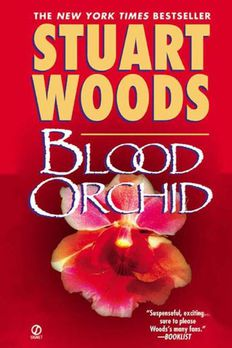 Blood Orchid book cover