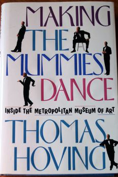 Making the Mummies Dance book cover