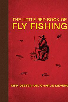 The Little Red Book of Fly Fishing book cover