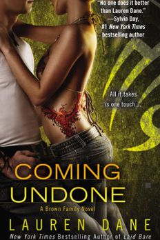 Coming Undone book cover