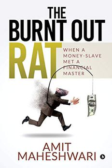 The burnt out rat book cover