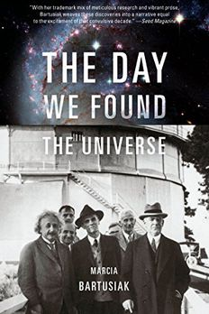 The Day We Found the Universe book cover