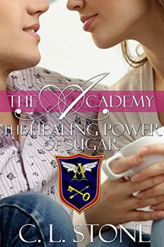The Healing Power of Sugar book cover