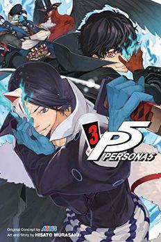 Persona 5, Vol. 3 book cover