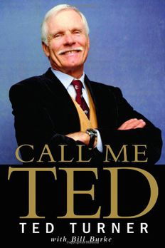 Call Me Ted book cover