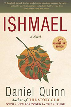 Ishmael book cover