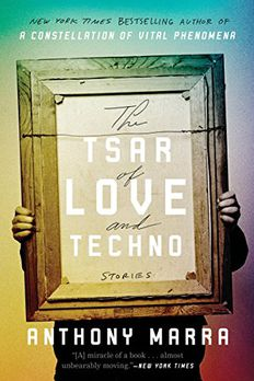 The Tsar of Love and Techno book cover