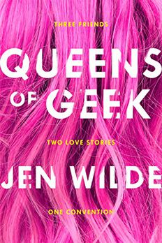 Queens of Geek book cover