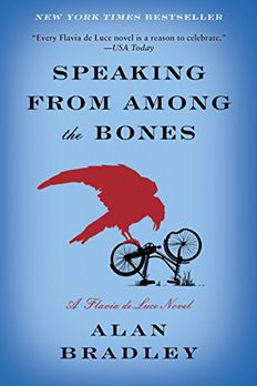 Speaking from Among the Bones book cover