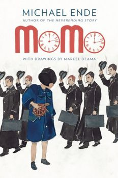 Momo book cover