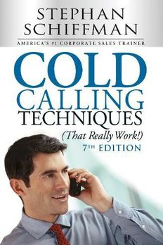 Cold Calling Techniques book cover