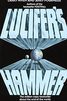 Lucifer's Hammer book cover