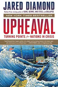 Upheaval book cover