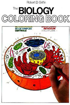 The Biology Coloring Book book cover