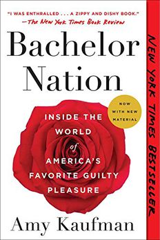 Bachelor Nation book cover