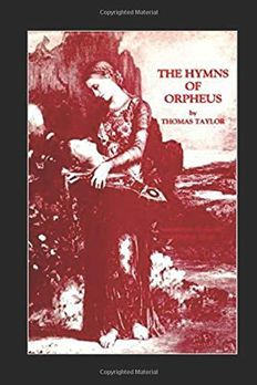 The Hymns of Orpheus book cover