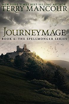 Journeymage book cover