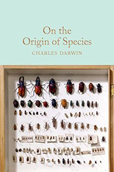 On the Origin of Species book cover