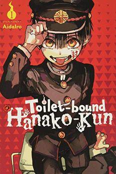 Toilet-bound Hanako-kun, Vol. 1 book cover