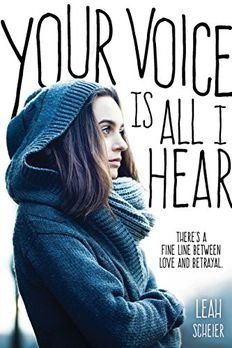 Your Voice Is All I Hear book cover