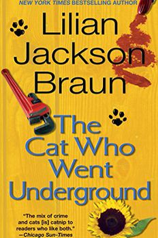 The Cat Who Went Underground book cover