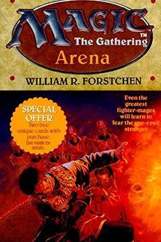 Arena book cover