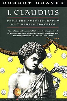 I, Claudius book cover