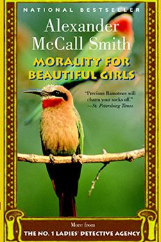 Morality for Beautiful Girls book cover