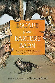 Escape from Baxters' Barn book cover
