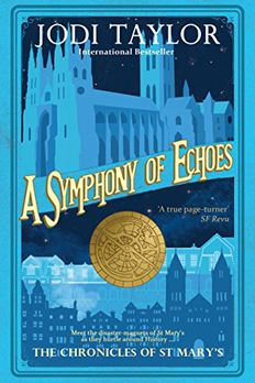 A Symphony of Echoes book cover