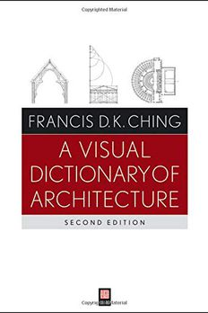 A Visual Dictionary of Architecture book cover