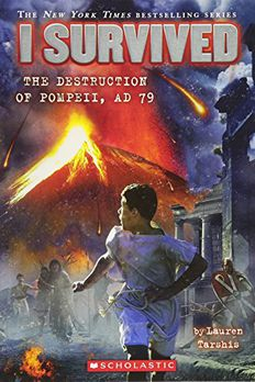 I Survived the Destruction of Pompeii, AD 79 book cover
