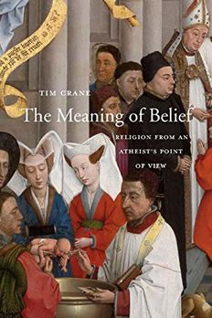 The Meaning of Belief book cover