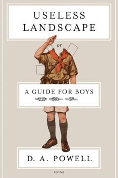 Useless Landscape, or A Guide for Boys book cover