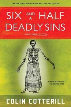 Six and a Half Deadly Sins book cover