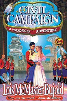 A Civil Campaign book cover