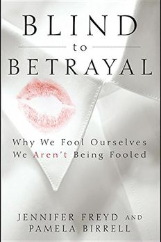 Blind to Betrayal book cover