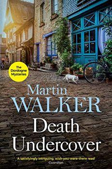 Death Undercover book cover