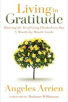 Living in Gratitude book cover