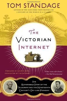 The Victorian Internet book cover