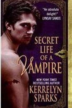 Secret Life of a Vampire book cover