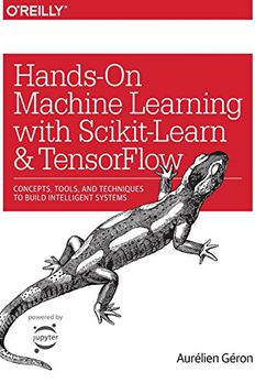 Hands-On Machine Learning with Scikit-Learn and TensorFlow book cover