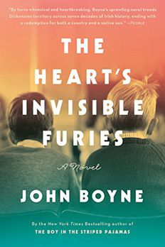 The Heart's Invisible Furies book cover