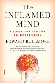 The Inflamed Mind book cover