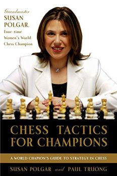 Chess Tactics for Champions book cover