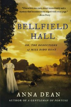 Bellfield Hall book cover