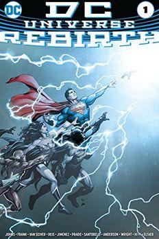 DC Universe book cover