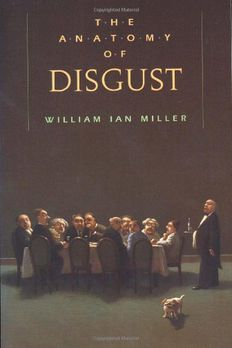 The Anatomy of Disgust book cover